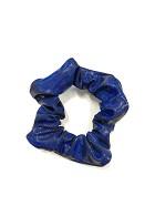 Haarwokkel wetlook olieglans navy blauw HO002